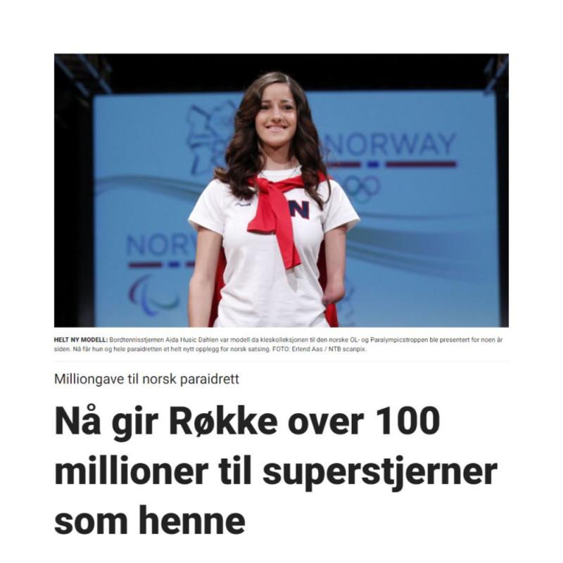 Skjermbilde fraDagbladet